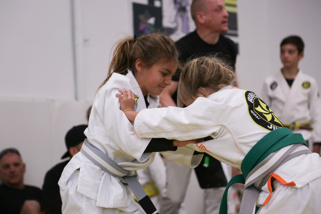 children who display innate talent are disciplined are naturally competitive or are simply looking to regularly take part in jiu jitsu competition - Kinder Kid Competition
