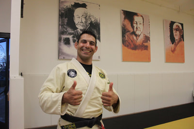 brazilian jiu jitsu instructor
