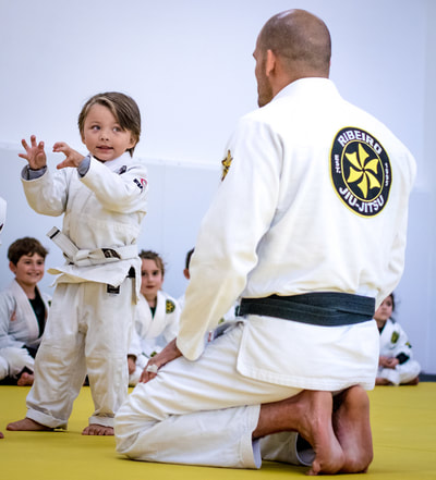 Kids brazilian jiu jitsu classes